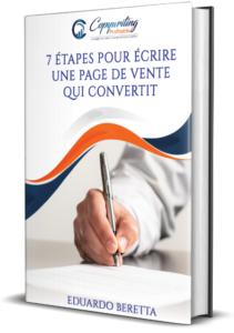 Guide pratique 7 étapes pour écrire une page de vente qui convertit