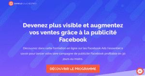 Publicité Facebook par Danilo Duchesnes